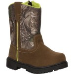 Magellan Outdoors Toddler Boys' Scout Wellington Hunting Boots - view number 2