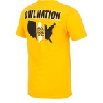 New World Graphics Men's Kennesaw State University Stripe Nation T-shirt - view number 2