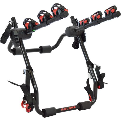Malone Auto Racks Runway BC3 Back of Car 3-Bike Carrier