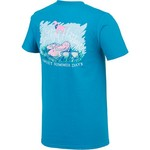 Southern Heritage Men's Flip Flop Graphic Short Sleeve T-shirt - view number 2