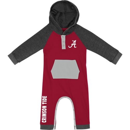 Colosseum Athletics Infant Boys' University of Alabama Truffle Ruffle Onesie