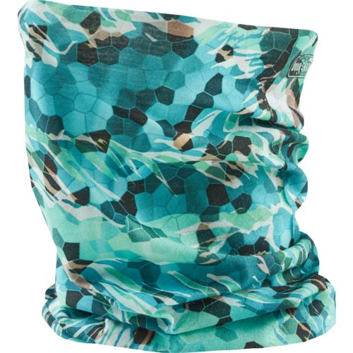 Buff Men's UV Bug Slinger Mosaic Camo Multifunctional Headwear