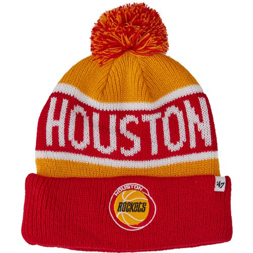 '47 Houston Rockets Calgary Knit Cuff Beanie