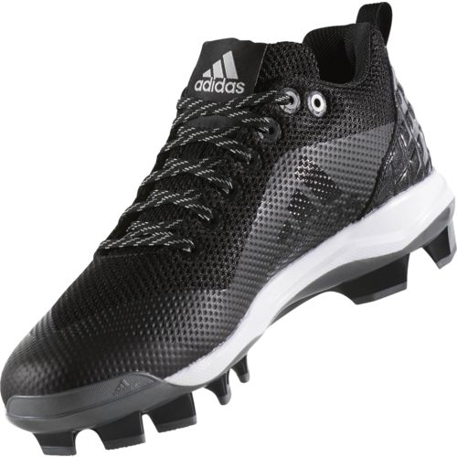 adidas Men's PowerAlley 5 TPU Baseball Cleats - view number 2