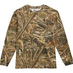 Magellan Outdoors Men's Hill Zone Long Sleeve T-shirt - view number 4