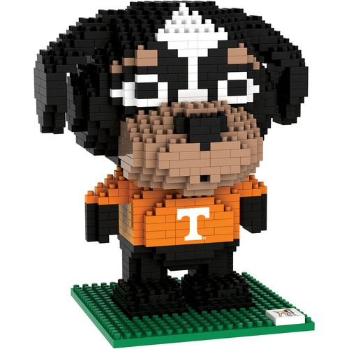 Forever Collectibles University of Tennessee 3-D BRXLZ Mascot Puzzle