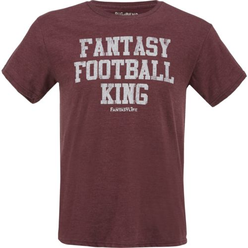 Big Bend Outfitters Men's Fantasy Football Graphic T-shirt