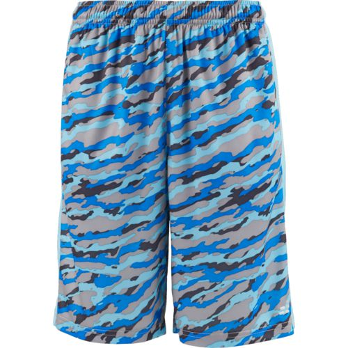 BCG Boys' Camo Splice Turbo Shorts