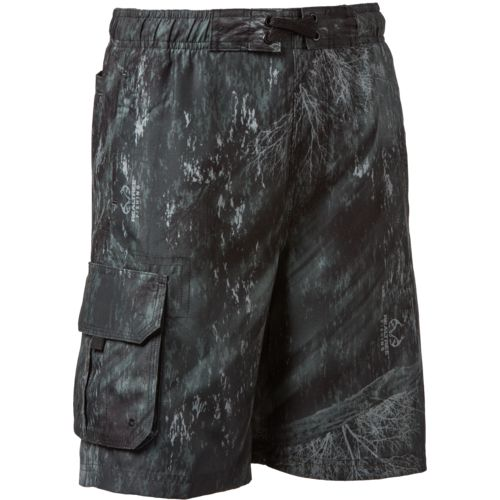 O'Rageous Boys' Realtree E-boardshort