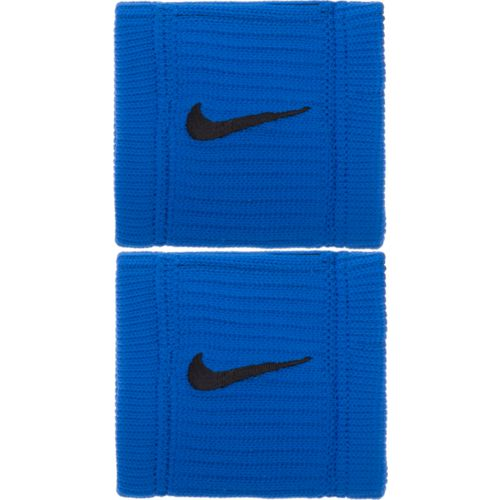 Nike Dri-FIT Reveal Wristbands Hyper Cobalt/Black - Basketball Accessories at Academy Sports