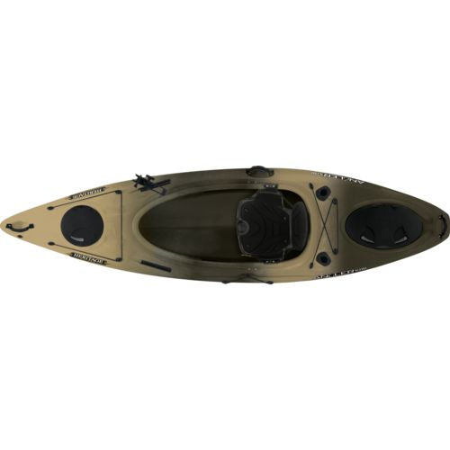 Heritage Angler 10 SI 10 ft Sit-In Angler Kayak - view number 2