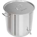 Breauxs 100 qt Stainless-Steel Pot - view number 1