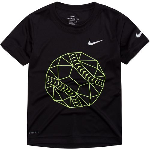 Nike Toddler Boys' Gradient Geo Baseball T-shirt