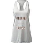 BCG Women's Stronger Than Your Excuses Training Tank Top - view number 2