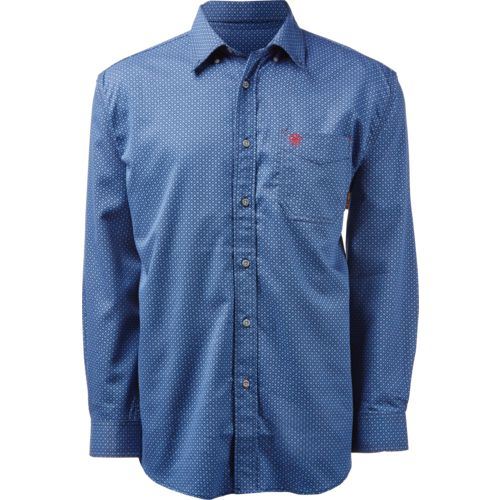 Ariat Men's FR Burleigh Work Shirt