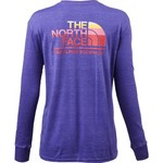 The North Face Women's Mountain Lifestyle Tri-Blend Long Sleeve T-shirt - view number 2