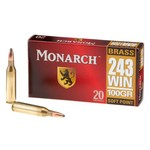 Monarch™ SP .243 Winchester 100-Grain Rifle Ammunition