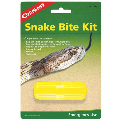 Display product reviews for Coghlan's Snake Bite Kit