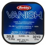 Berkley® Vanish® 30 lb. - 30 yards Fluorocarbon Leader Material