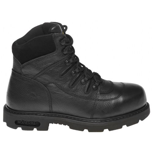 Wolverine Men s Iron Ridge Steel-Toe Work Boots