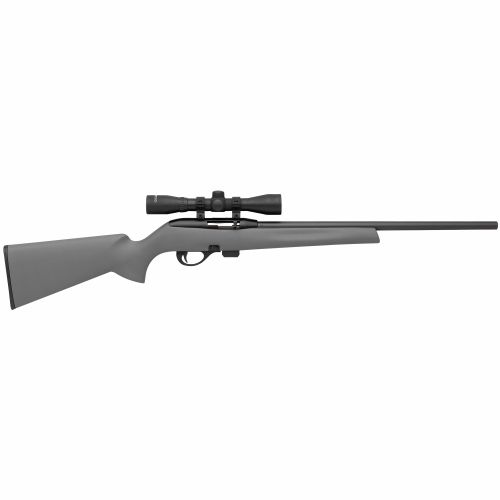 Remington 597 .22 LR Scoped Semiautomatic Rimfire Rifle