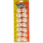 Dingo Meat in the Middle™ Mini Rawhide Chews 7-Pack