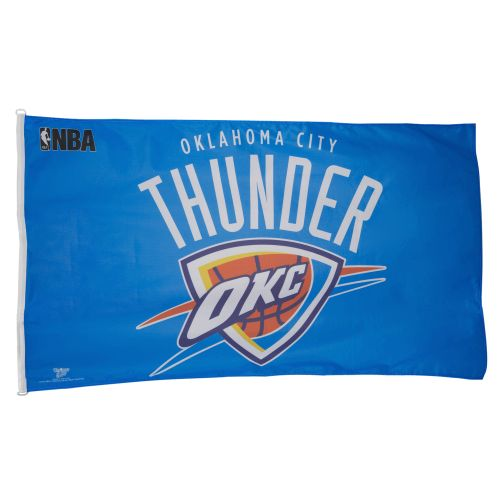 WinCraft 3' x 5' Oklahoma City Thunder Flag - view number 1