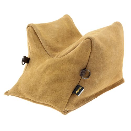 Allen Company Leather Rear Shooting Bag