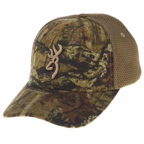 Browning Adults' Breeze Mesh Back Cap - view number 1