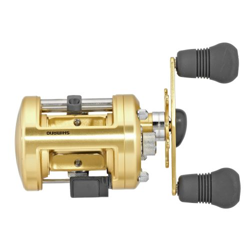 Shimano Calcutta Round Baitcast Reel Right-handed - view number 2