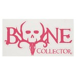 Bone Collector Pink Logo Decal
