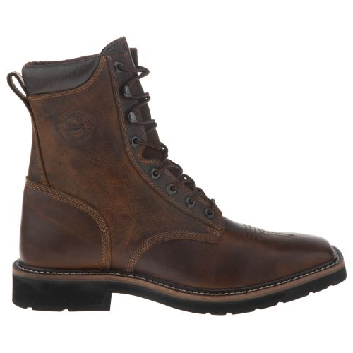Justin Men S Stampede Gypsy Steel Toe Work Boots Academy