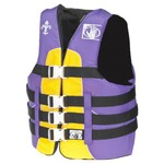 Body Glove Men's Nylon Team Purple Personal Flotation Device
