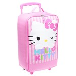 Hello Kitty Girls' Soft-Sided Pilot Case