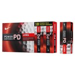 Nike Power Distance Long Golf Balls 18-Pack