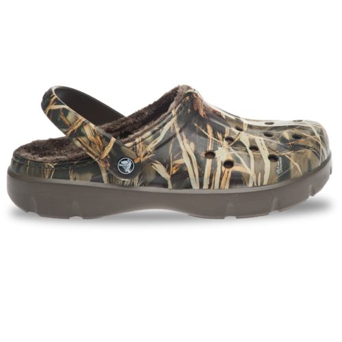 Crocs™ Men's Dasher Realtree Lined Clogs