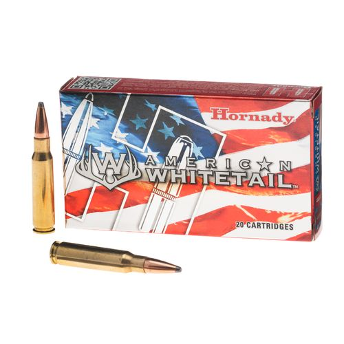 Hornady InterLock® SP American Whitetail™ .308 Win 150-Grain Centerfire Rifle Ammunition - view number 2