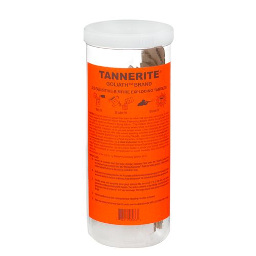 Tannerite® Goliath .22 Caliber Binary Targets 8-Pack - view number 1