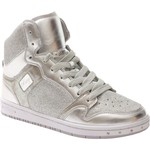 Pastry Women's Glam Pie Glitter High-Top Shoes
