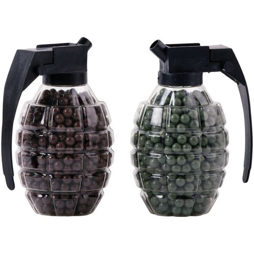 Crosman Marines Airsoft 6mm BB Grenade Loaders 2-Pack - view number 1