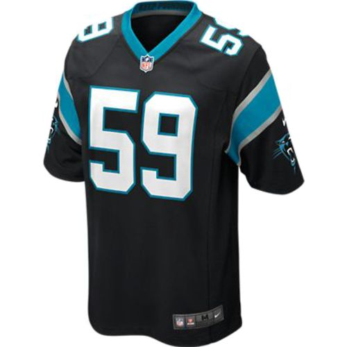Nike Men's Carolina Panthers Luke Kuechly #59 Replica