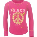 BCG™ Girls' Thermal Graphic Top