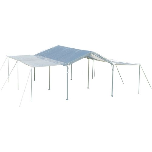 ShelterLogic MAX AP 10  x 20  Canopy Extension/Sidewall Kit