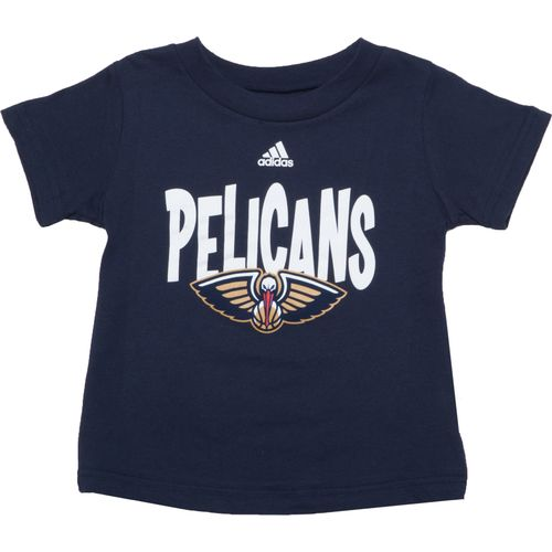 adidas Toddlers' New Orleans Pelicans Whirlwind T-shirt - view number 1
