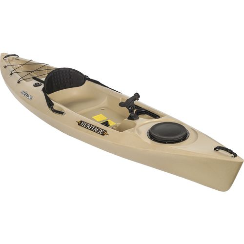 Pelican icon 100x angler 10 39 sit on top fishing kayak for Best sit on top fishing kayak