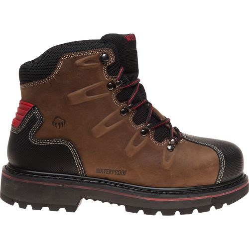 Display product reviews for Wolverine Men's Hacksaw Peakflex Steel-Toe Boots