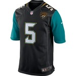 Nike Men's Jacksonville Jaguars Blake Bortles 5 Game Jersey - view number 1