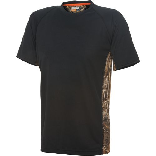 Magellan Outdoors™ Men's Camo Colorblock Short Sleeve Shirt