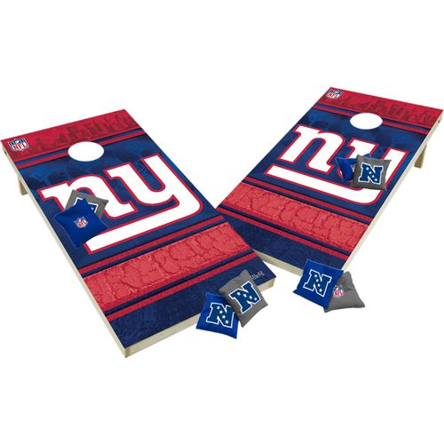 Wild Sports Tailgate Toss XL SHIELDS New York Giants