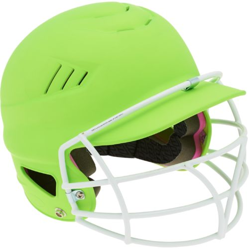 Display product reviews for Rawlings Kids' Highlight 60 mph Batting Helmet